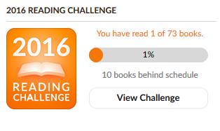 Čtecí výzva pro tento rok